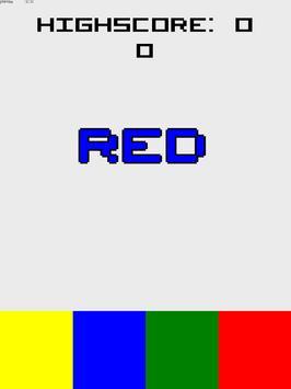 Colored Words apk screenshot