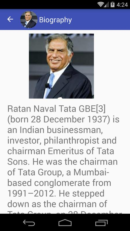 Ratan Tata Quotes For Android Apk Download