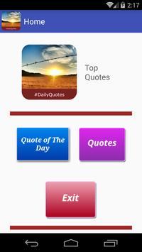 Top Quotes screenshot 1