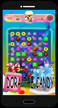 Dora The Candy poster