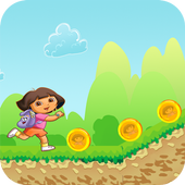 Dora Adventure Run icon