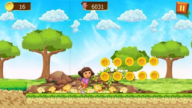 Dora Adventure Run screenshot 4