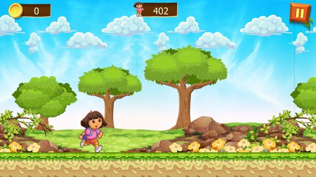 Dora Adventure Run screenshot 1
