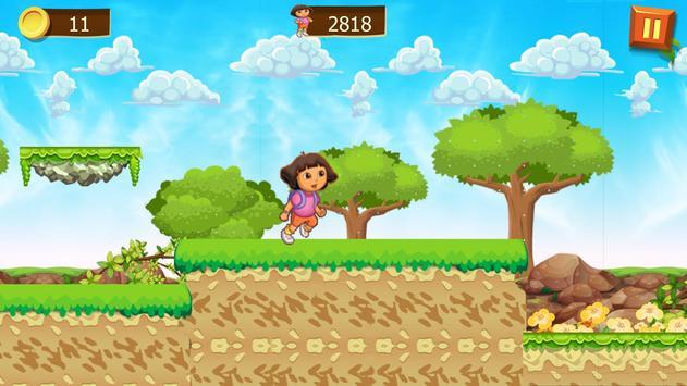 Dora Adventure Run screenshot 2