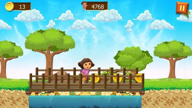 Dora Adventure Run screenshot 3