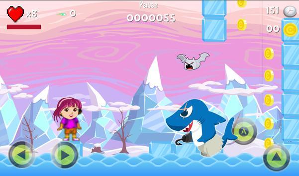 Dora Hora The Adventure Wold apk screenshot