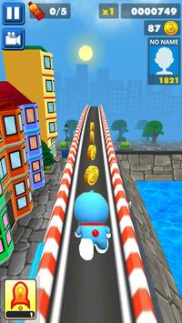 Subway Dora Adventure City apk screenshot