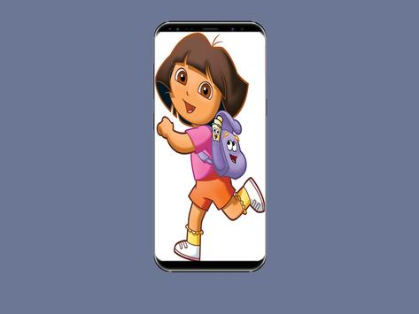 New Dora Wallpapers HD poster