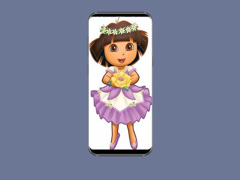 New Dora Wallpapers HD screenshot 2
