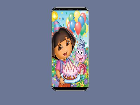 New Dora Wallpapers HD screenshot 3