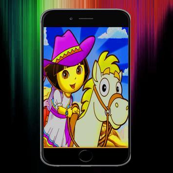 Dora Wallpapers HD designer poster