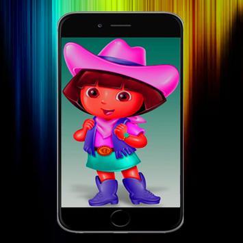 Dora Wallpapers HD designer screenshot 1