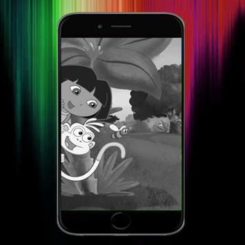 Dora Wallpapers HD designer screenshot 2