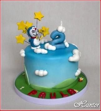 doraemon cake screenshot 3