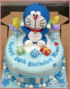 doraemon cake screenshot 1
