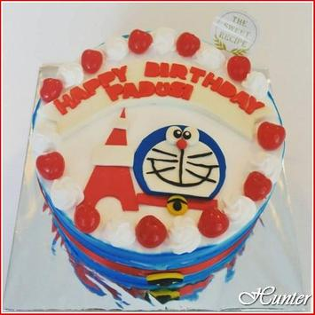 doraemon cake screenshot 4