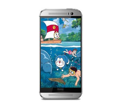 Doraemon Cartoon wallpapers HD screenshot 3