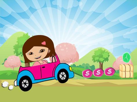 Dora the adventure racing 🏎 poster