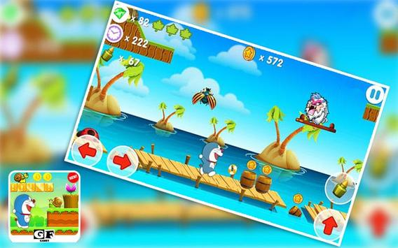Super Doraemon Run - Adventure Game apk screenshot