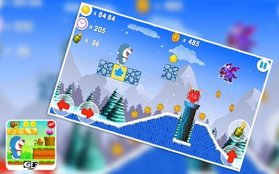 Super Doraemon Run - Adventure Game screenshot 1