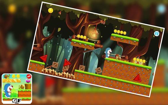Super Doraemon Run - Adventure Game screenshot 2