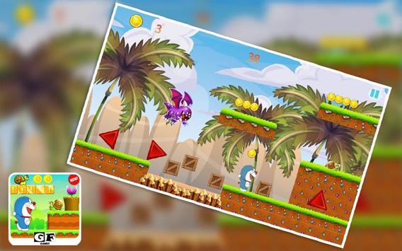 Super Doraemon Run - Adventure Game screenshot 9