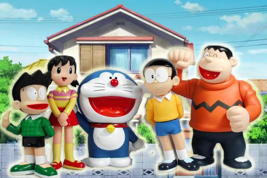 Doraemon Travel to the Future Games poster