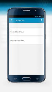 Happy New Year SMS 2017 screenshot 7