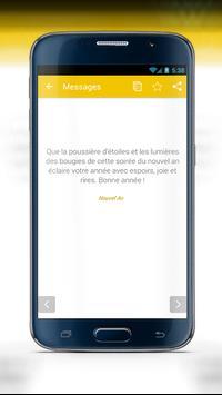 Bonne Année Messages  2017 screenshot 4