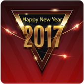 Happy New Year Messages   2017 icon