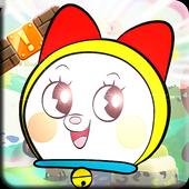 Dorami Robot Subway Adventures icon