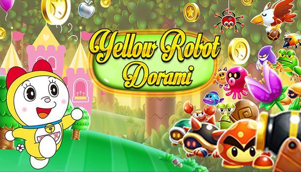 Dorami Robot Subway Adventures poster