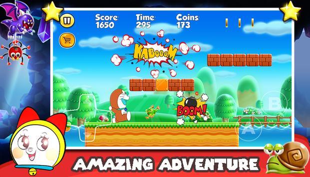 Dorami Robot Subway Adventures screenshot 3