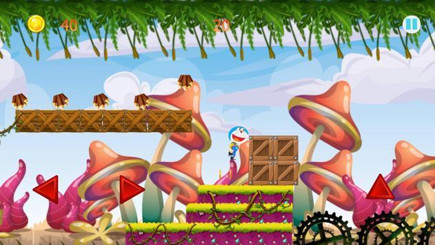 Doreamon adventure game doremon nobitaa doramon apk screenshot