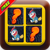 doraemon memory game for kids and toddler icon