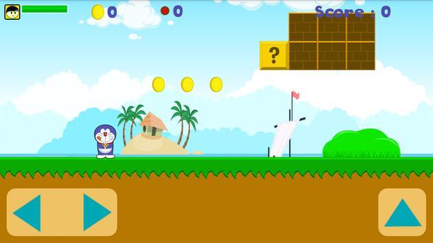 doremon adventure run apk screenshot