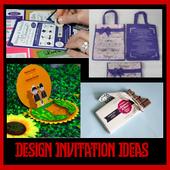 Design Invitation Ideas icon