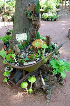 Fairy Garden Ideas poster