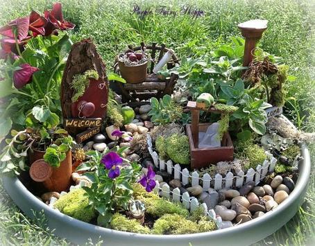 Fairy Garden Ideas screenshot 4