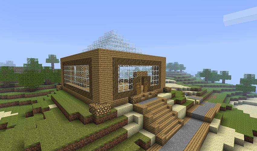 Building For Minecraft Pe For Android Apk Download