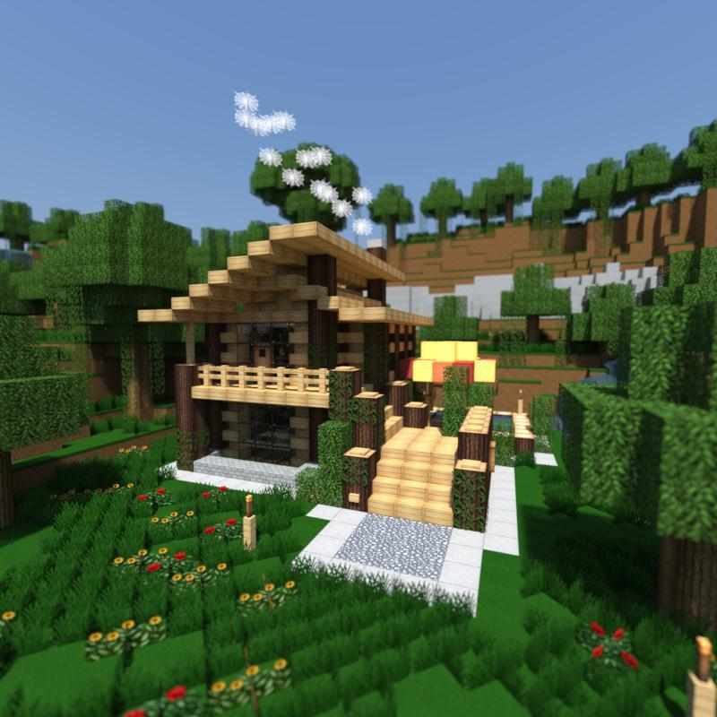 Building For Minecraft PE For Android