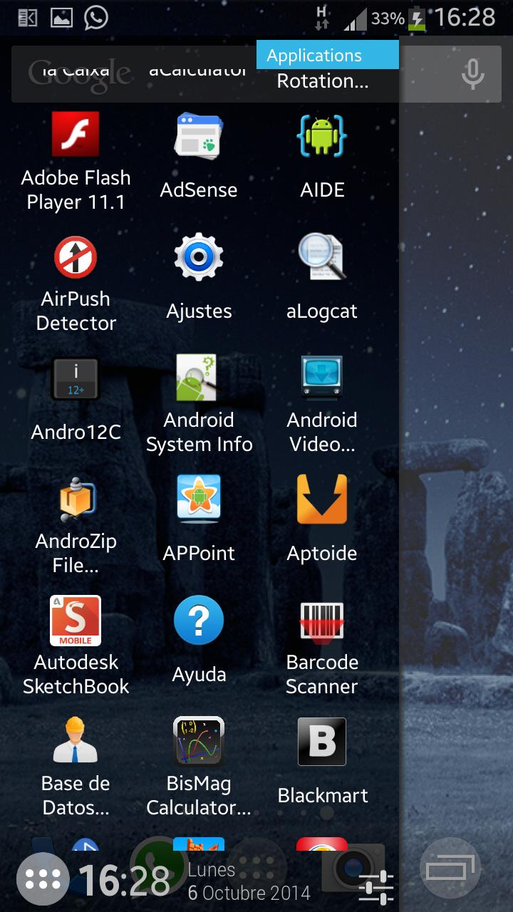 OverScreen Floating Menu(Beta) for Android - APK Download