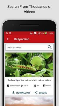 DownTube Free Video Downloader apk screenshot