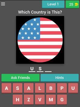 Guess the Emoji - Flags screenshot 10