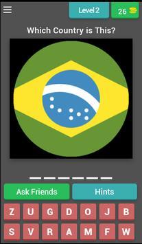 Guess the Emoji - Flags screenshot 2