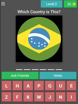 Guess the Emoji - Flags screenshot 7