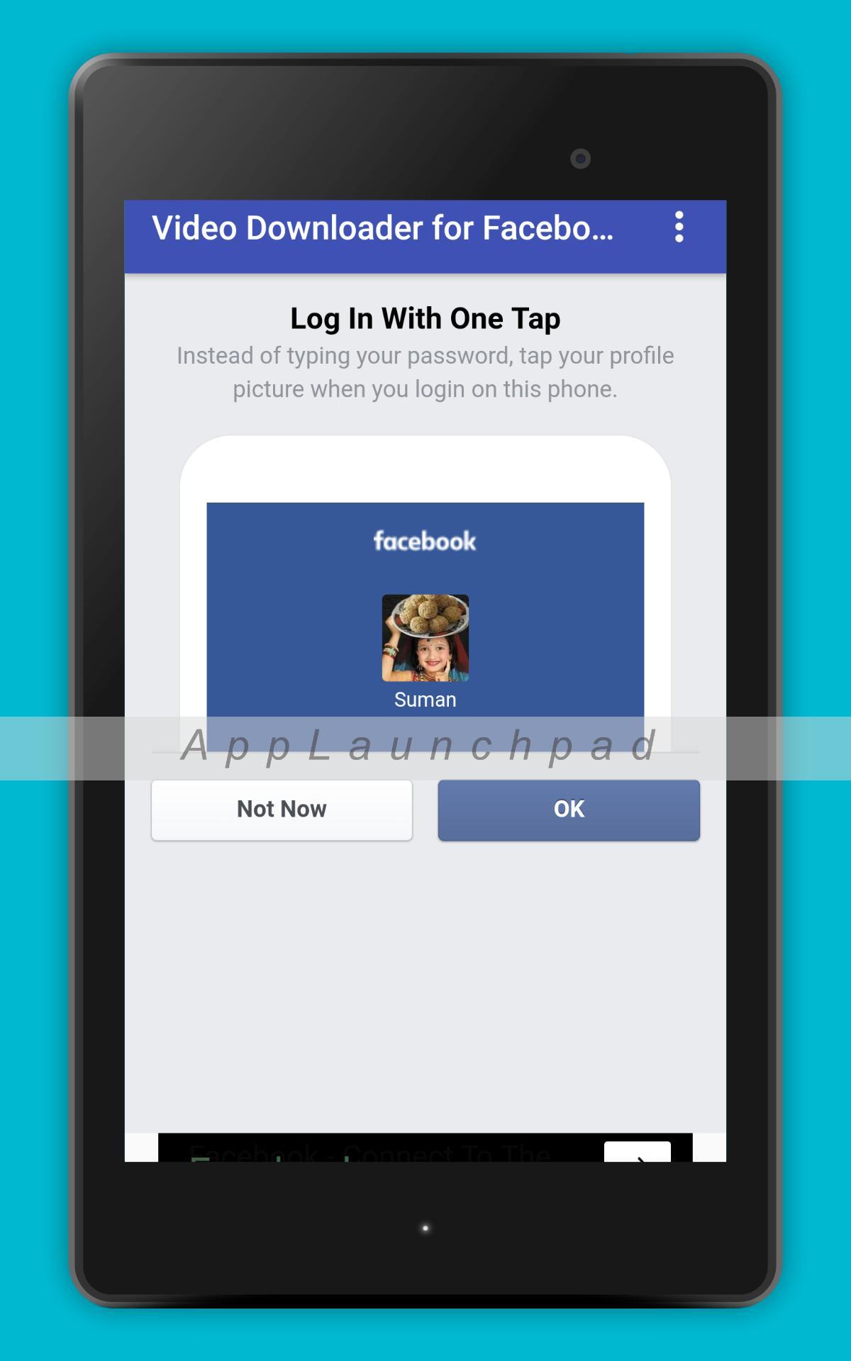 Facebook ch login