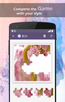Aroma Sakura Flower wallpaper screenshot 4
