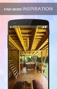 3D Bamboo House Live Wallpaper poster