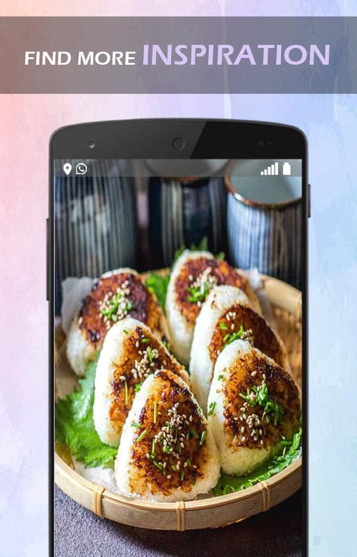 Japanese food recipes apk download free food drink app for japanese food recipes poster forumfinder Image collections